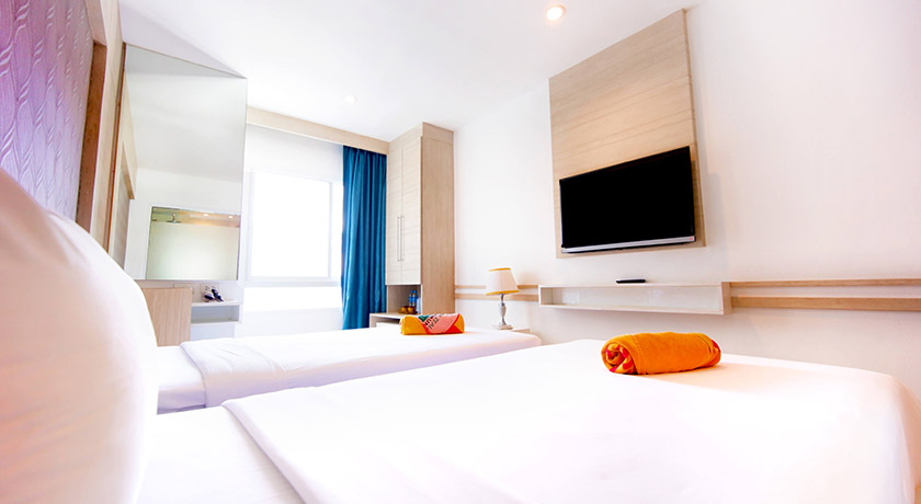 mirage patong room